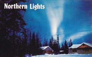 Northern Lights , Alaska , 40-60s