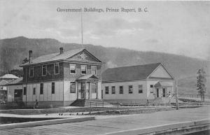 8226  B.C. Prince Rupert    Government Buildings