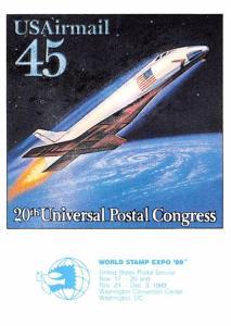 US Airmal - Space