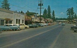PARADISE , California , 1940-60s ;  Main Street