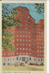Victoria General Hospital , HALIFAX , Nova Scotia , Canada , 30-40s