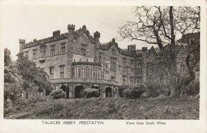 RP: Prestatyn , Denbighshire, Wales , 1930s ; Talacre Abbey