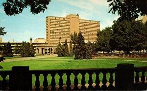 Colorado Denver The Denver Hilton Hotel