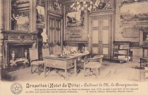 Belgium Brussells Hotel De Oille