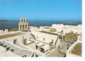 Postal 031316 : Patmos - St. John Holy Convent