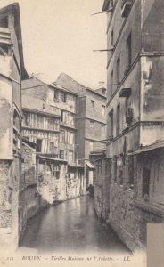ROUEN, France, 1900-10s ; Vielles Maisons sur l'Aubette
