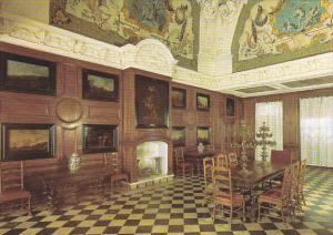 Russia The Monplaisir Palace The Great Hall