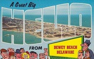 A Great Big Hello From Dewey Beach Delaware