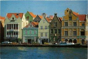 CPM Handelskade, Dutch Colonial style buildings CURACAO (645796)