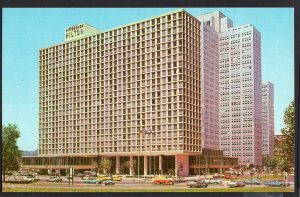 PA ~ Pittsburgh Hilton Hotel in the heart of PITTSBURGH Chrome - 1950s-1970s