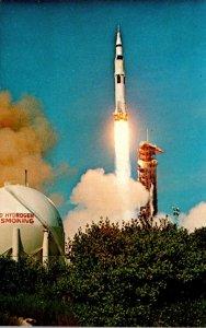 Florida Kennedy Space Center NASA Apollo 15 Saturn Space Vehicle