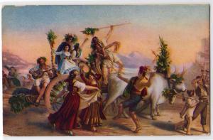 Return of the Pilgrams