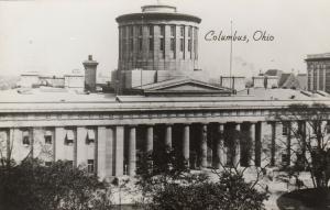 RP: COLUMBUS , Ohio , 1930-50s; State Capitol Building