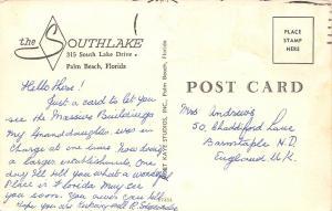 USA Florida, Palm Beach, 315 South Lake Drive The Southlake Hotel