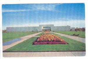Museum Of Natural History, Regina, Saskatchewan, Canada, 1940-1960s