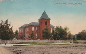 Victoria School , Moose Jaw , SASKATCHEWAN , Canada , PU-1916