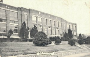 USA Public High School Williamstown Pennsylvania 03.31