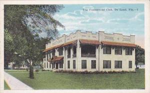 Florida De Land The Commereial Club