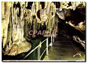 Modern Postcard Betharram Caves Of Mushrooms Renverses