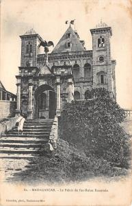 B95137 le palais de l ex reine ranavalo  madagascar africa