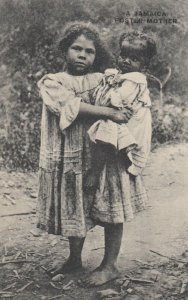 A JAMAICA Foster Mother, 1900-10s