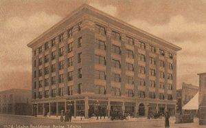 BOISE , Idaho , 1900-10s ; Idaho Building