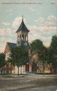 NEW HAMPTON , Iowa , 1914 ; Congregational Church