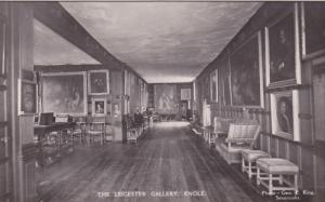 RP: Knole House , Sevenoaks , west Kent , 00-10s ; The Leicester Gallery