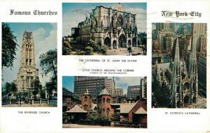 USA New York City Churches 01.62