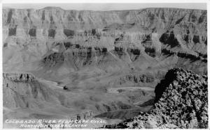 Cape Royal Colorado Grand Canyon Ridge Real Photo Antique Postcard K18791