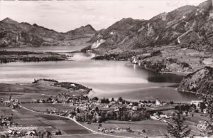 RP, Am See Die Ortschaften, ST. WOLFGANG, Upper Austria, Austria, 1920-1940s