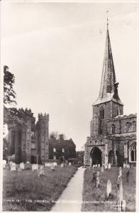 RP: The Church & Deanery , HADLEIGH , Suffolk , England , 30-40s