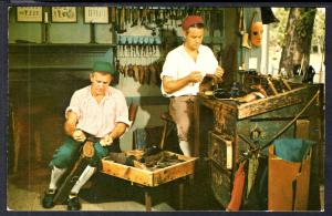 The Boot and Shoemaker's Shop,Williamsburg,VA BIN