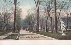 Indiana Indianaplis Woodruff Place