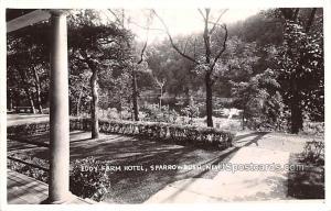 Eddy Farm Hotel Sparrowbush NY 1951