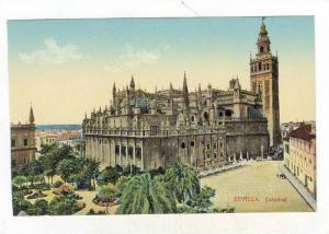 Sevilla, Spain, 00-10s    Catedral