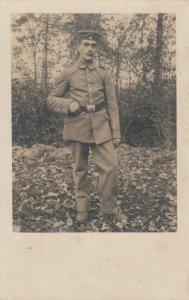 RP: War 1914-18 ; German Soldier