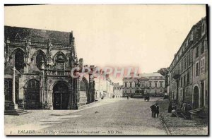 Old Postcard The Cliff Place William the Conqueror