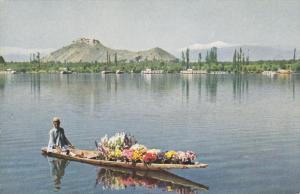 Dal Lake , SRINAGAR , Kashmir , 40-60s