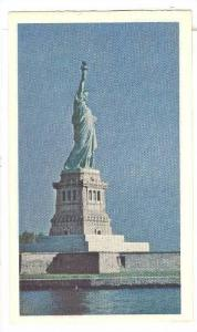 Statue of Liberty, New York City,New York,40-60s