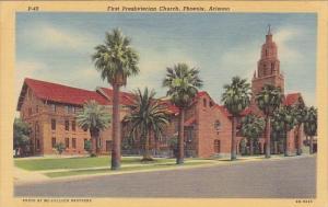 First Presbyterian Church Phoenix Arizona