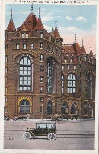 New York Buffalo Erie County Savings Bank Building sk6299