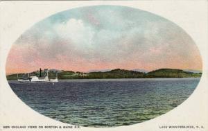 Scenic view,Lake Winnepesaukee,New Hampshire,00-10s