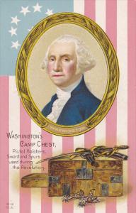 President George Washington, Portrait , Pistol Holders , Sword & Spurs, 1900-...