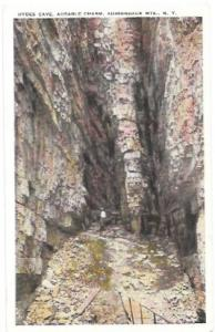 Hydes Cave,  Ausable Chasm, New York