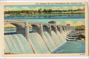 Columbus Zoo & O'Shaughnessy Dam, Columbus Ohio