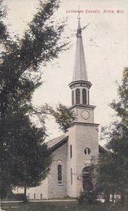 Wisconsin Ripon Lutheran Church
