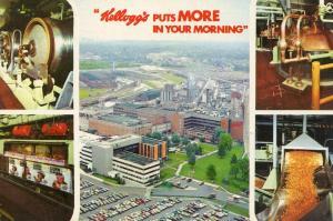 MI - Battle Creek. Kellogg Company. Multi-View