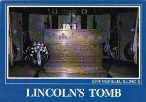 Lincoln's Tomb Springfield Illinois