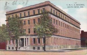 Indiana South Bend Y M C A Building 1908